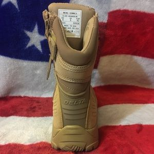 Shoes - Men's DELTA Tactical Boots 9